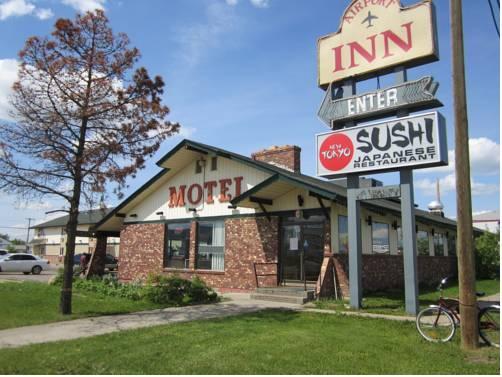 Airport Inn - Dawson Creek Cover Picture