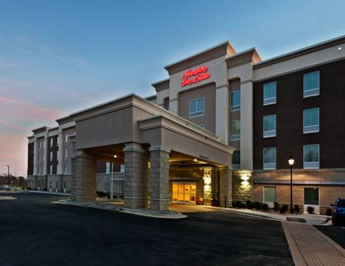 Hampton Inn & Suites Holly Springs Cover Picture