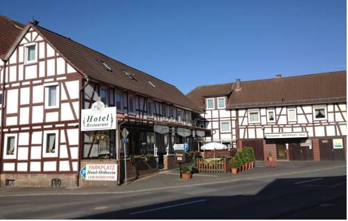 Hotel-Restaurant Orthwein Cover Picture
