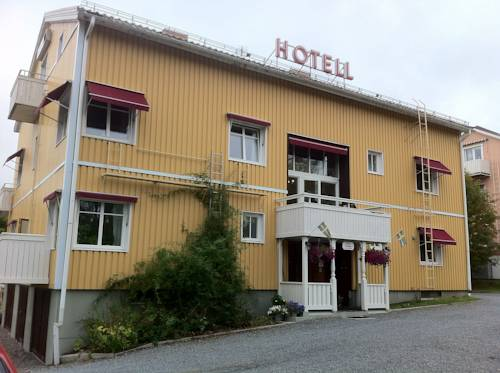Hotell Stensborg Cover Picture