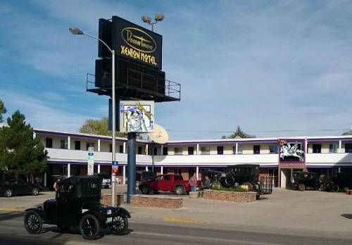 Downtown Xenion Motel Cover Picture