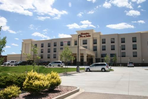Hampton Inn and Suites Pueblo/North Cover Picture