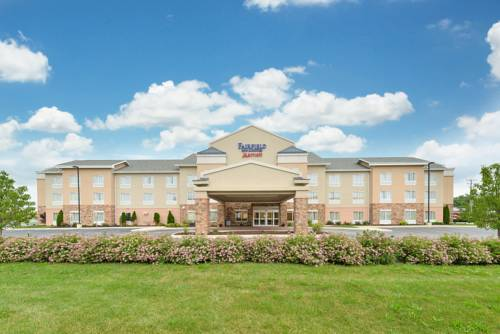 Fairfield Inn and Suites by Marriott Fort Wayne Cover Picture