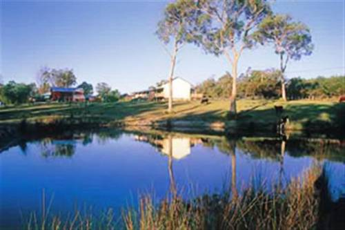 Platypus Park Country Retreat Cover Picture