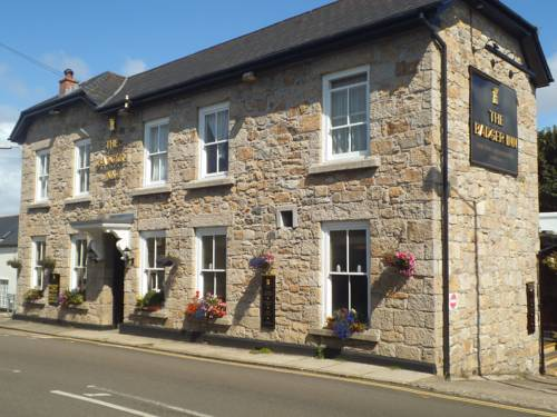 The Badger Inn Cover Picture