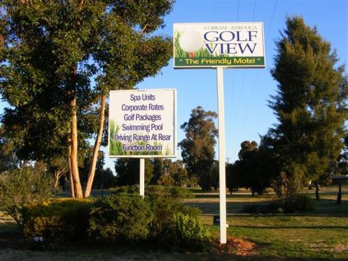 Barooga Golf View Motel Cover Picture