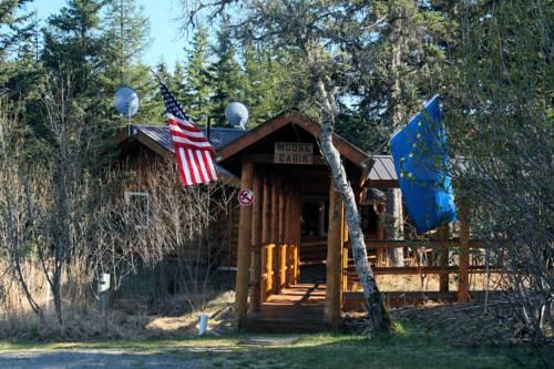 Moose Cabin Cover Picture
