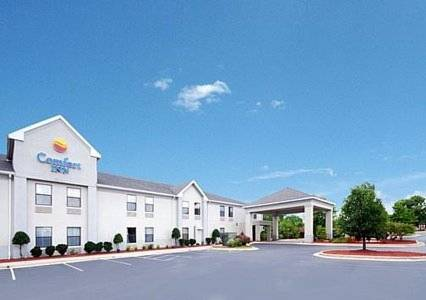 Comfort Inn Clinton Cover Picture