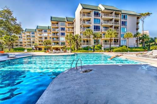 Hilton Head Vacation Homes by Five Star Properties Cover Picture