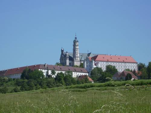 Klosterhospiz Neresheim Cover Picture