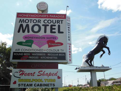 Motor Court Motel Cover Picture