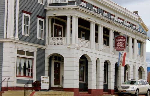 The Herbert Hotel Cover Picture