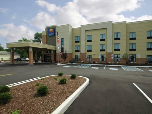 Comfort Inn & Suites Sayre Cover Picture