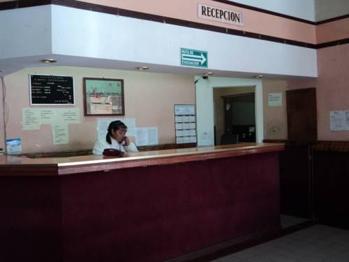 Hotel Centenario Cover Picture