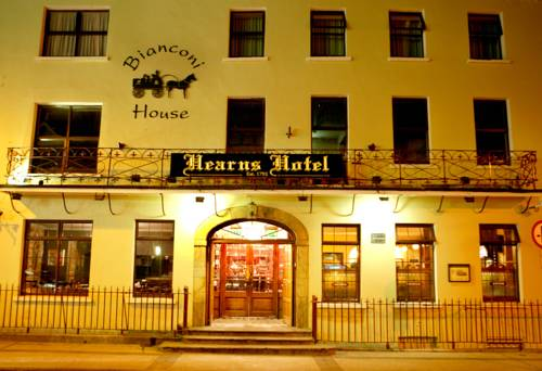 Hearns Hotel Cover Picture