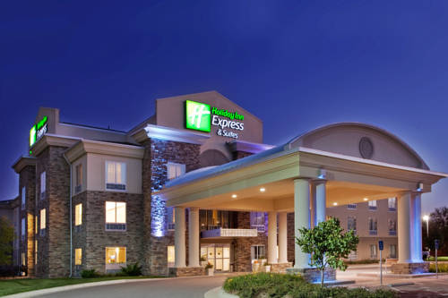 Holiday Inn Express Hotel & Suites Andover East 54 Wichita Cover Picture