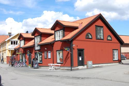 Röda Magasinet Cover Picture