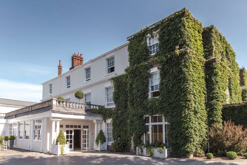 Rowton Hall Hotel Cover Picture