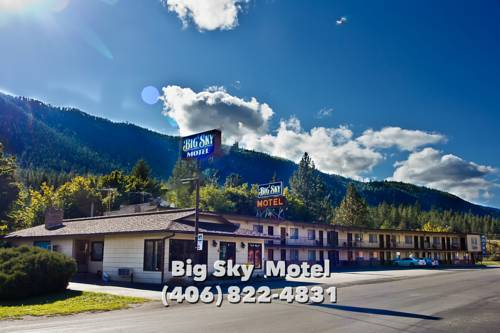 Big Sky Motel Cover Picture