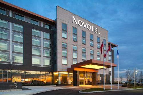 Novotel Toronto Vaughan Centre Cover Picture