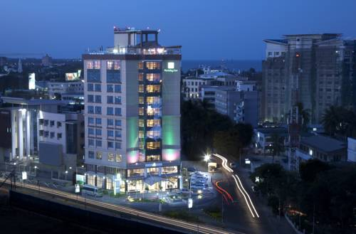 Holiday Inn Dar Es Salaam Cover Picture