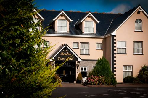 Meadow Court Hotel Cover Picture
