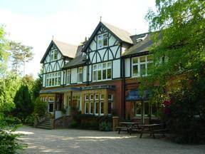 Brockenhurst Hotel Cover Picture