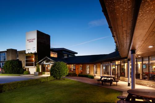 Mercure Wetherby Hotel Cover Picture