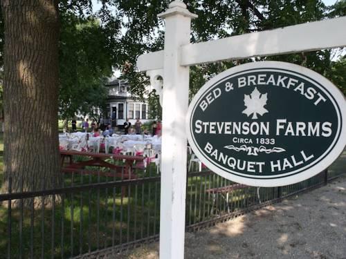 Stevenson Farms-Harvest Spa B & B Cover Picture
