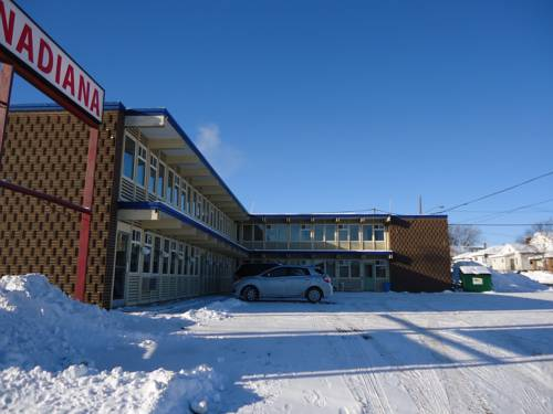 Canadiana Motel Cover Picture