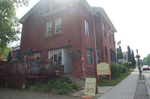 Summerhill Bed and Breakfast - Tea Room Cover Picture