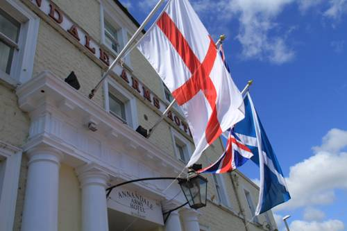 Annandale Arms Hotel Cover Picture