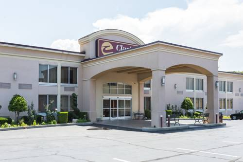 Clarion Inn and Summit Center Cover Picture