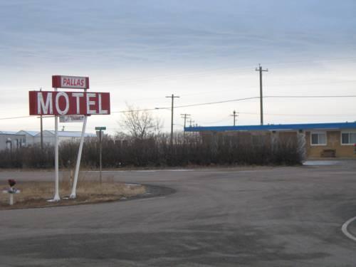 Pallas Motel Cover Picture