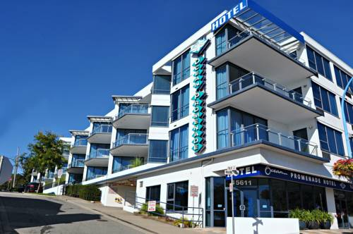 Ocean Promenade Hotel Cover Picture