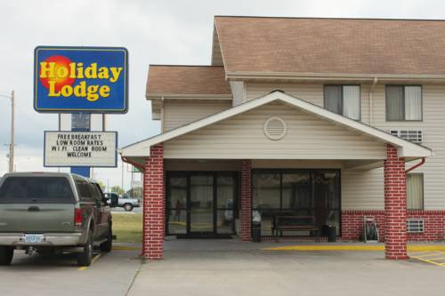 Holiday Lodge Cover Picture