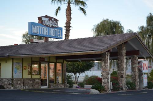 Tropics Motor Hotel Cover Picture