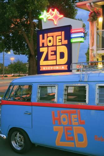 Hotel ZED Cover Picture
