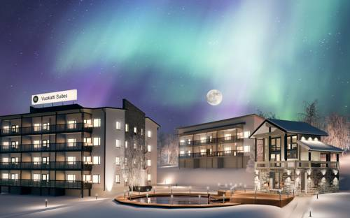 Hotel Vuokatti & Suites Cover Picture