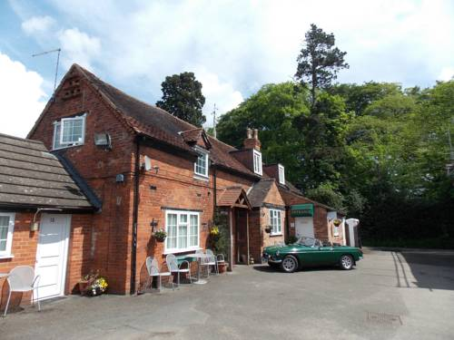Haseley Coach House Motel Cover Picture