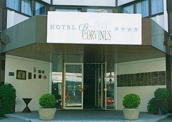 Hotel Corvinus Cover Picture