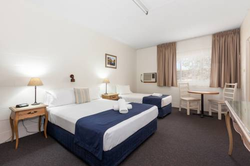 Gulgong Motel Cover Picture