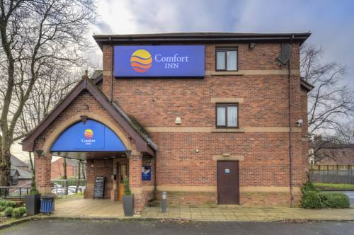 Comfort Inn Manchester North Cover Picture