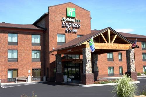 Holiday Inn Express & Suites Donegal Cover Picture