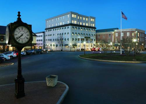 Gettysburg Hotel Cover Picture