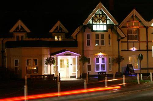 The Manor Hotel Cover Picture