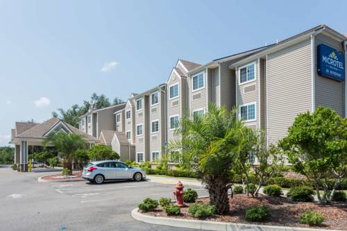 Microtel Inn & Suites by Wyndham Jacksonville Airport Cover Picture