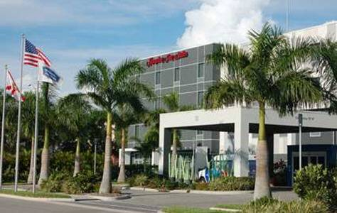 Hampton Inn & Suites Sarasota / Bradenton - Airport Cover Picture