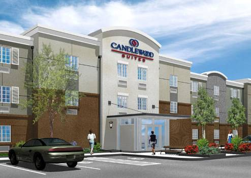Candlewood Suites Elmira Horseheads Cover Picture