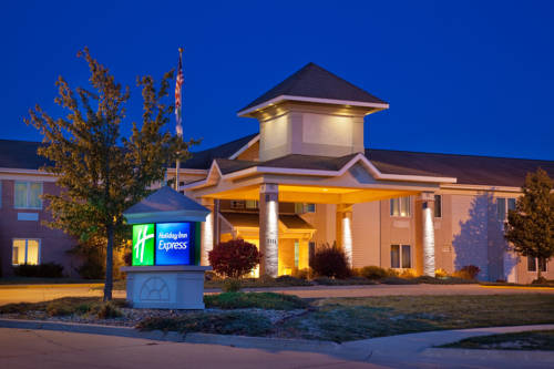 Holiday Inn Express Pella Cover Picture